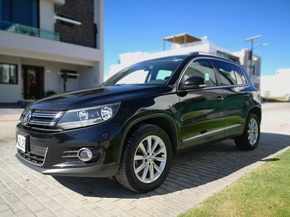 Volkswagen Tiguan 2.0 Track&fun Tipt Climatronic Qc Nav At
