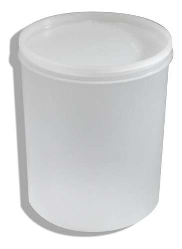 Envase Plástico Cilíndrico 1.7 Litros 12 Uds