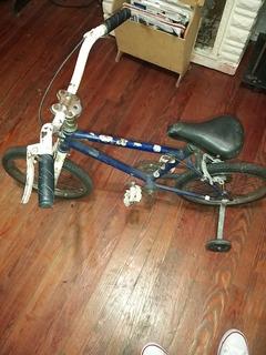 Bicicleta Mini Rodado 16 Niño