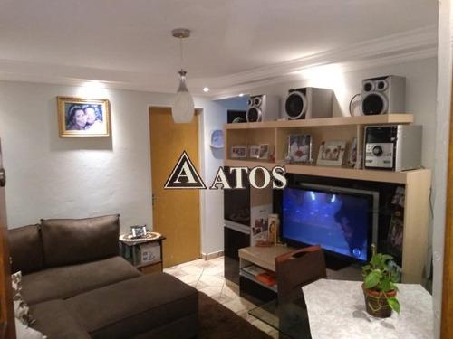 Imagem 1 de 14 de Apartamento - Guaianases - Ref: 1035 - V-1035