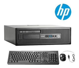 Especial Cpu Hp I5 -600g2 6ta Gen 8gb, 500hdd, Ddr4 - Wifi