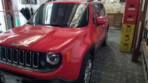 Jeep Renegade 2016 1.8 Longitude Flex Aut. 5p