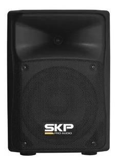 Bafle Potenciado Skp Sk-1p Bt 100 Watts Mp3 Usb Bluetooth