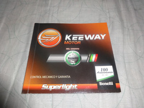 Manual Moto Keeway Superlight 200 Y Terminator Cruiser 250