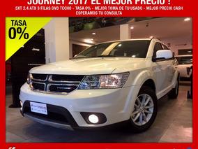 Dodge Journey 2017 0 Km Sxt 2.4 Ant $202.000 Y 48c$12.00hoy!