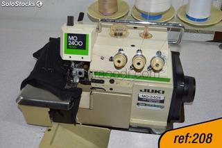 Overlock 3 Hilos Juki Mo-2404n Od4 300 Origen Japon
