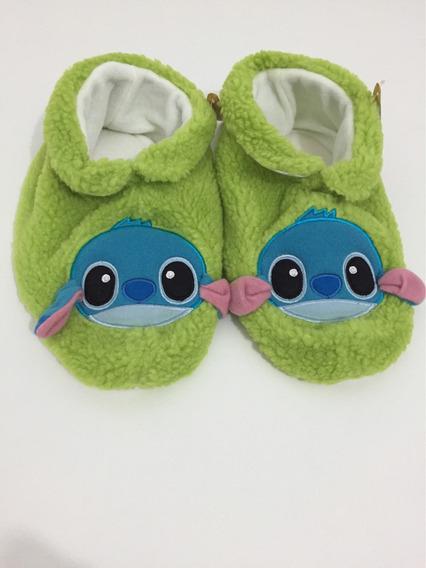 Pantufa Stitch Tamanho 35/36 Disney