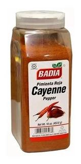 Badia Pimienta Roja Cayena Chile Importado