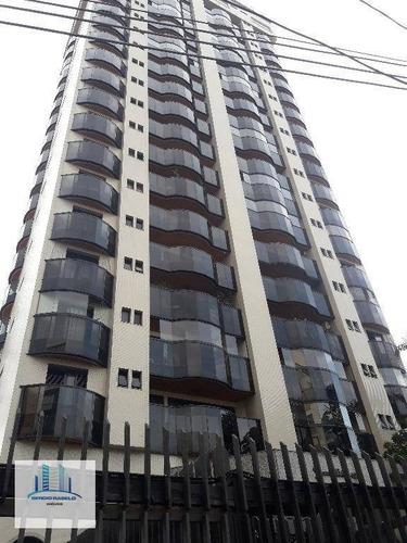 Imagem 1 de 30 de Apartamento Residencial À Venda, Moema, São Paulo. - Ap2832