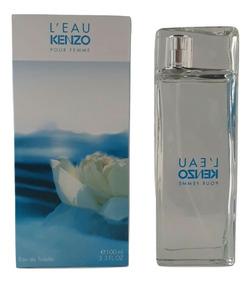 Perfume Leau Par Kenzo Pour Femme 100ml + Brinde Amostra