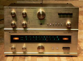 Amplificador Y Sinto Kenwood Ka-4000 Y Kt-5000 Japan