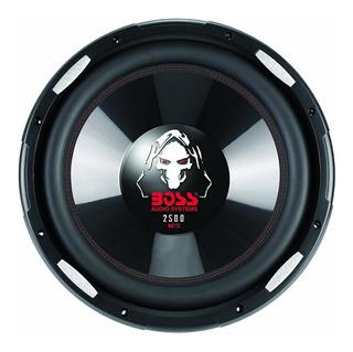 Subwoofer Boss Audio P156dvc Phantom 15 Pulgadas, Dual 4 Ohm