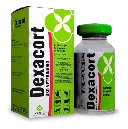 Dexacort (dexametasona) Injetável - 50 Ml