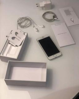 iPhone 8 Prata 64gb, Excelente. Novo Na Caixa