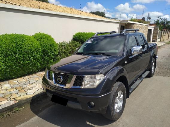 Nissan Frontier Automática 2011 Ipva Pago