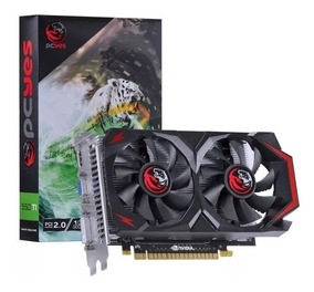 Placa De Video Geforce Nvidia Gtx 550ti 1gb Gddr5 128bits