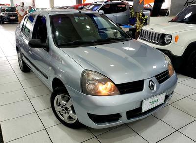 Renault Clio Sedan 2006 1.6 Flex Expression Completo