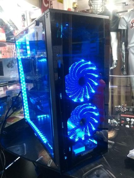 Pc Gamer Pentium G5400 8.geração Gtx 760 Ssd 120,00