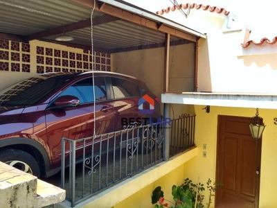 Casa Com 2 Dormitórios À Venda, 156 M² Por R$ 780.000 - Perdizes - São Paulo/sp - Ca0544