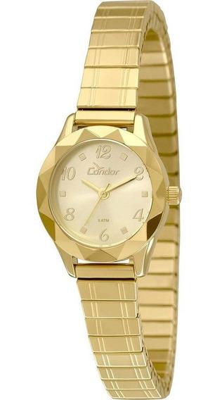 Relógio Condor Feminino Co2035kpd/4d, C/ Garantia E Nf