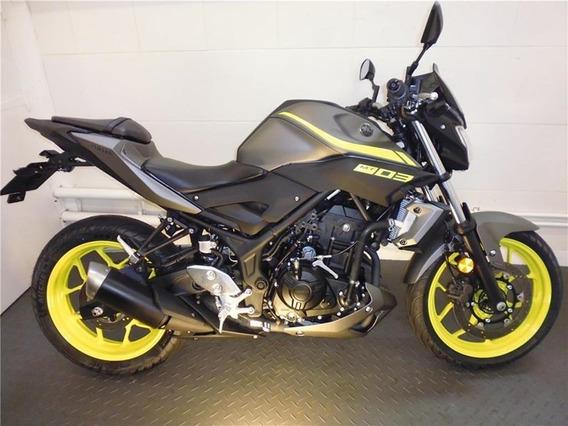Yamaha Mt 03 Negro