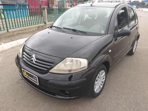 Citroen C3 2008 Completo Financiamento Carros Usados
