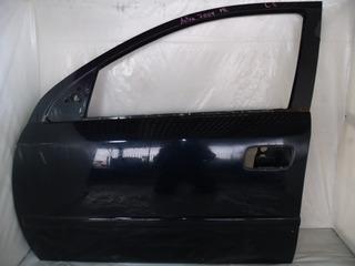 Porta Gm Astra Sedam 2004 4porta Lado Esquerdo Com Friso
