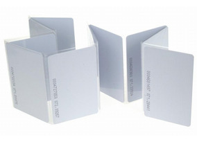 Cartão Rfid 125khz - Em4100 - Kit Com 10 Cartões