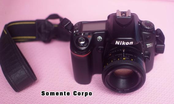 Nikon D80 Ótimo Estado 41k Clicks