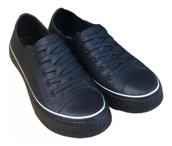Tenis Zapato Hombre Y Dama Converse Crocs Eva Impermeable