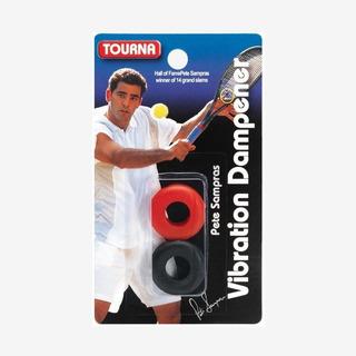 Antivibrador Tourna Sampras Raquetas Tenis Paquete 2 Piezas