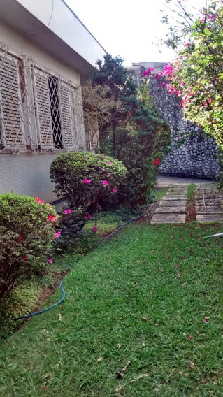 Ótima Casa Toda Mudada Com Jardins, Interfone, Portão Eletrônico. - 211