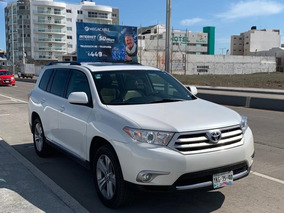 Toyota Highlander Base Premium Sport Aa Qc Piel At 2013
