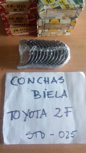 Concha Biela Toyota 2f   Std  0.25