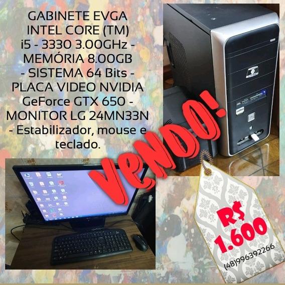 Computador Desktop 8gb