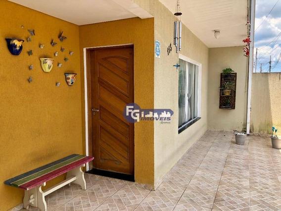 Sobrado Com 4 Dormitórios À Venda, 182 M² Por R$ 400.000,00 - Ouro Fino - São José Dos Pinhais/pr - So0049
