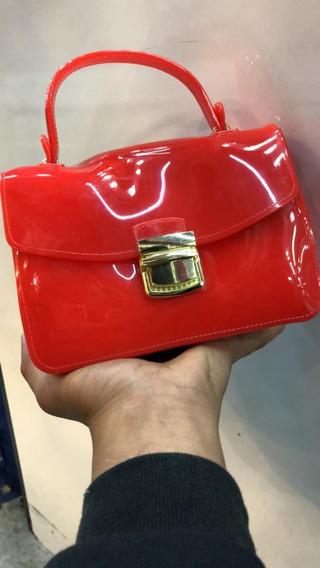 Bolsa Pequena Estilo Melissa #mulhermoderna
