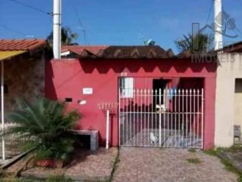 Cod 5328 - Casa Em Itanhaém - 5328
