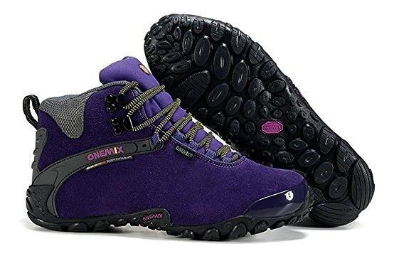 Zapatos Botas Gran Calidad Camping Térmicos Impermeable Size