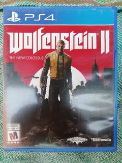 Wolfenstein 2 Ps4 -- The Unit Games