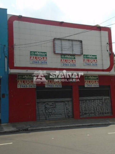 Aluguel Ou Venda Salão Comercial Acima De 300 M2 Centro Guarulhos R$ 20.000,00 | R$ 12.000.000,00 - 30203v