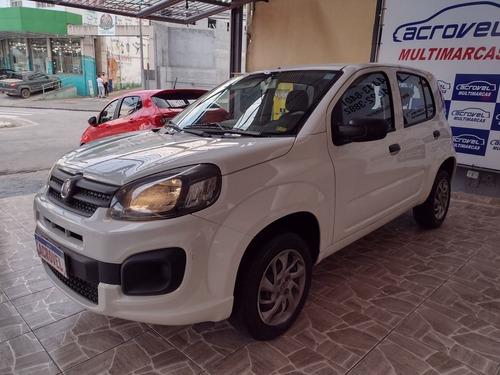 Fiat Uno Attractive 1.0 Flex, Quw4f28