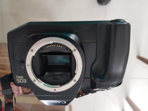 Canon Eos 650 Analógica