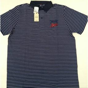 Camisa Polo Masculina Adji Original