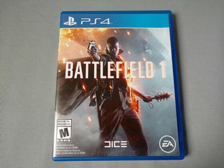 Battlefield 1 Original Para Ps4