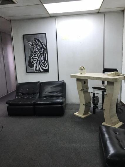 Alquiler Oficina Ubicada En Parque Carabobo