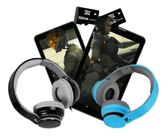 Tablet Techpad 16gb Sim 3g Oferta Combo 2x1 + Kit