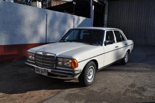 Mercedes Benz 300 D 123