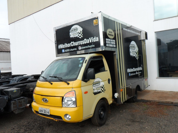 Hyundai Hr 2011 Food Truck