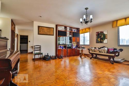 Apartamento À Venda - Jardim Paulista, 4 Quartos,  250 - S893055711